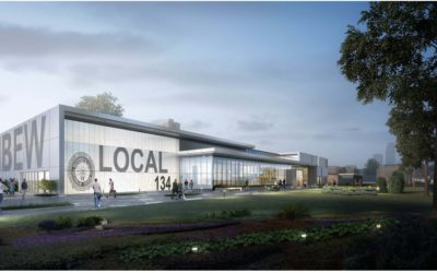 IBEW Local #134 – New Headquarters