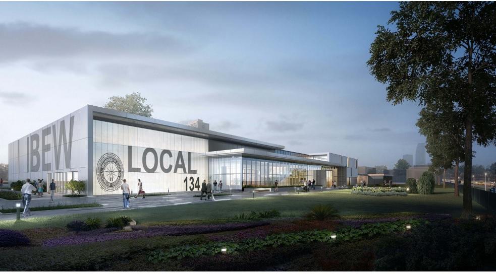 IBEW Local #134 – New Headquarters
