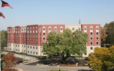 North Central College Residence Hall