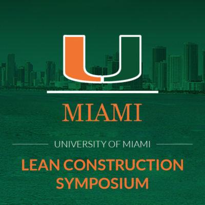 UM Lean Consortium Symposium