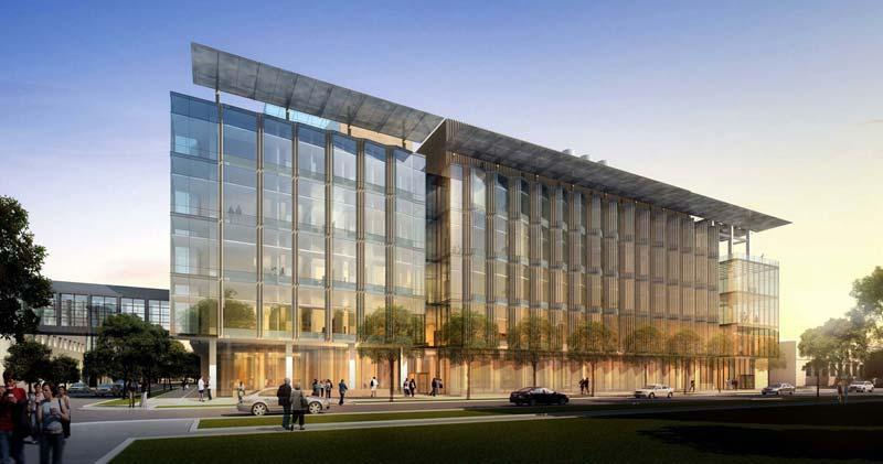 University of Chicago Eckhardt Research Center